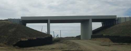 Saskatchewan Bridge Construction