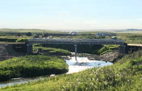 Alberta Bridge Construction